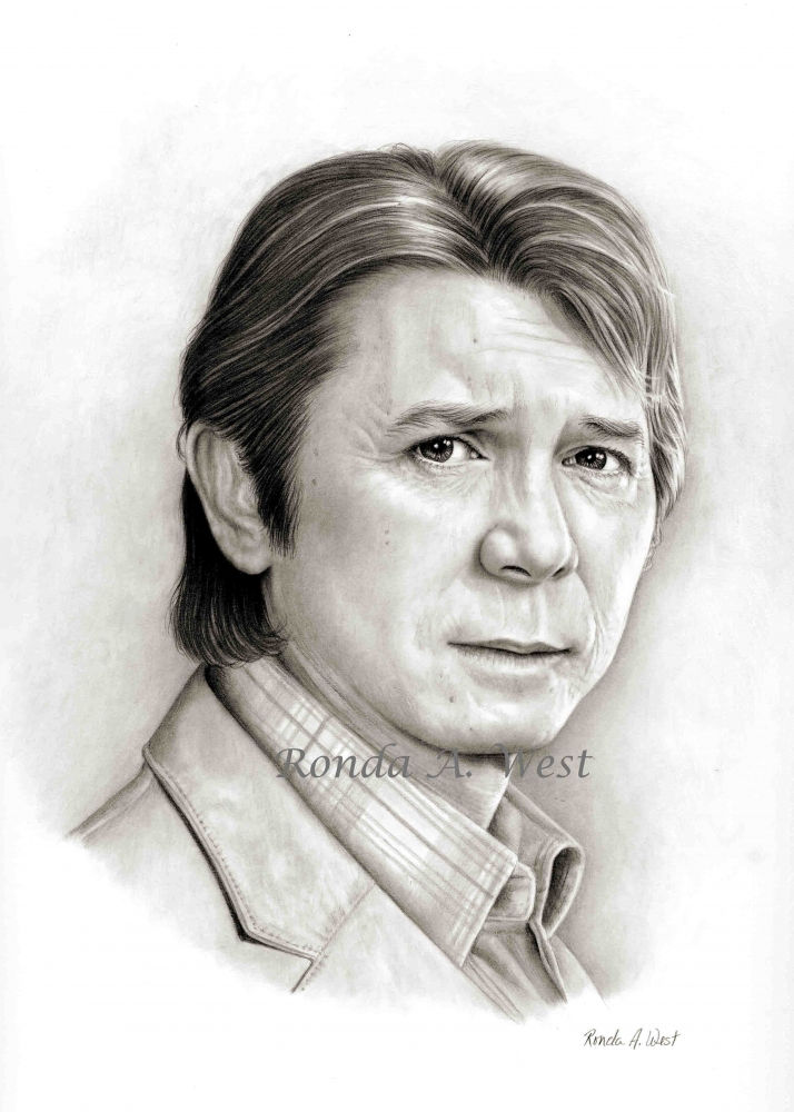 Lou Diamond Phillips by rondawest